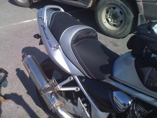 Suzuki 600 – 1200 Bandit K2